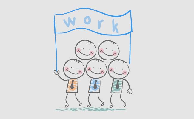 チームワークを大切に組織やチームの目標達成を重要視する「まとめ役タイプ」