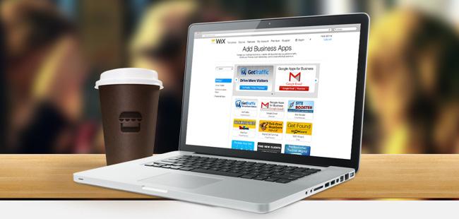 Wixに新登場!パワフルなビジネス管理アプリ