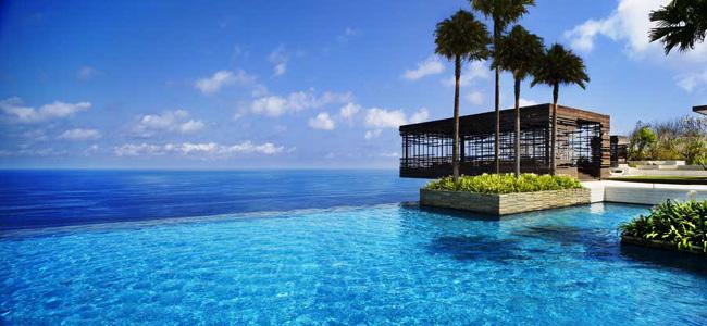 バリ島にある絶景プール
