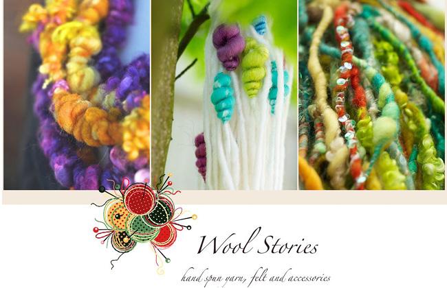 毛糸&フェルトアクセサリーのWixサイト