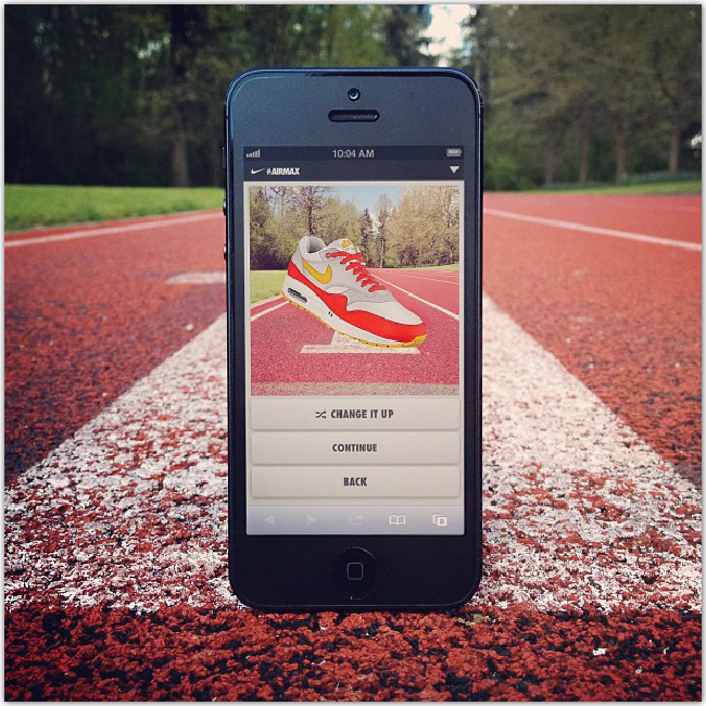 NikeのInstagram写真