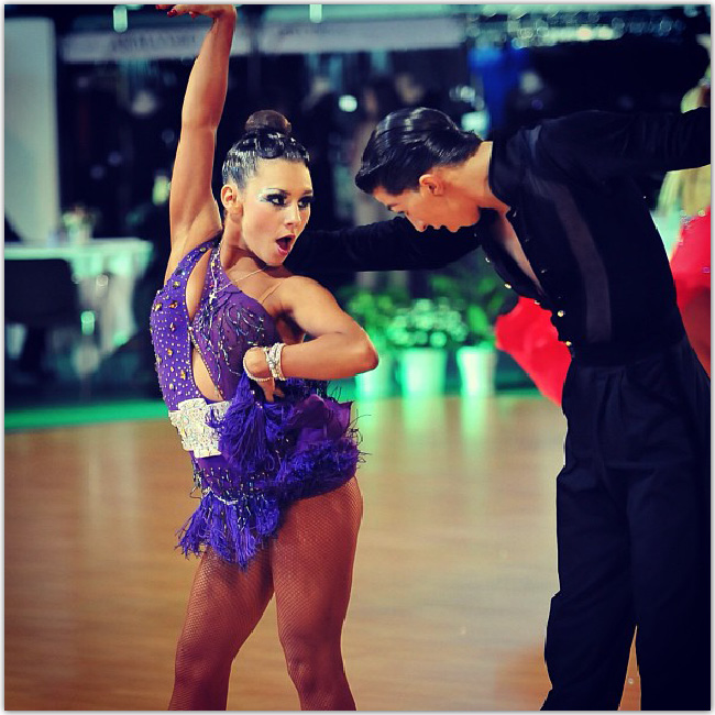 ダンスコンテスト