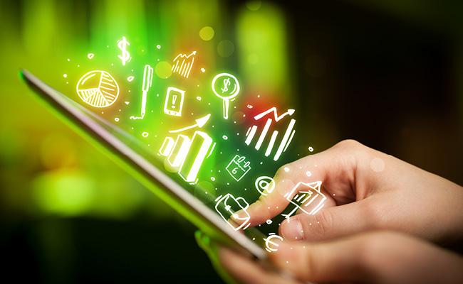 ビジネス向けサービスをオンラインに多数存在