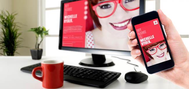 新機能!Wixスマートフォン表示: より快適に、美しく、100%無料のスマホサイト