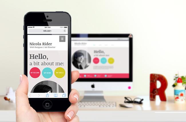 ホームページをスマートフォンに最適化しよう