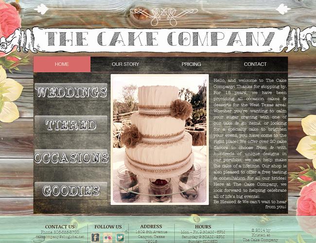 The Cake Company