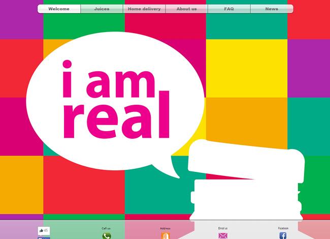 I Am Real >>