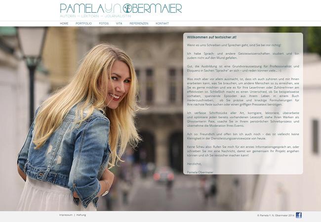 ライター「Pamela Obermaier 」