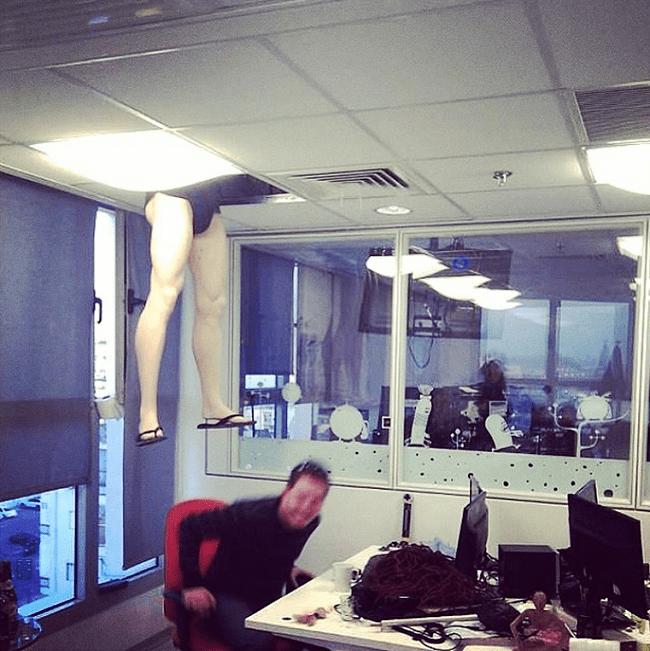 オフィスで使えるどっきりアイディア10選