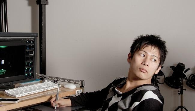 Wixストーリー17話: 写真家 徳田竜司さん