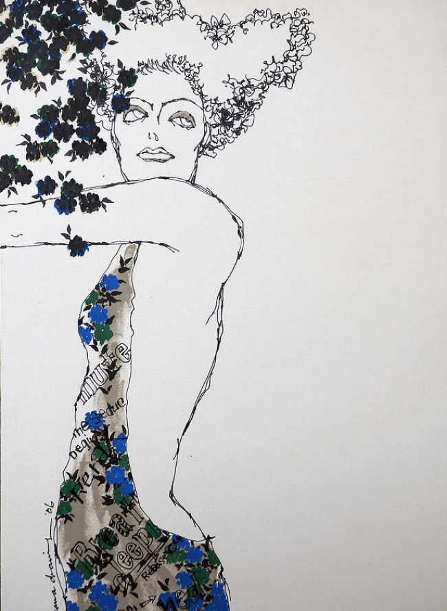 k-drawing Kyoko Nakazawa