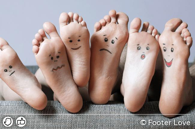 5つのフッターの活用法