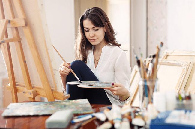 アートな才能を生かして、副業を始めよう!9つの提案