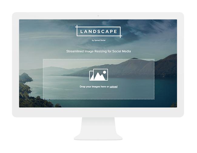 ソーシャルメディア, landscape