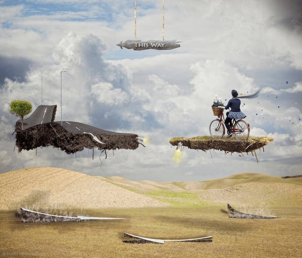 トリック写真集, Martin-Marciosovsky
