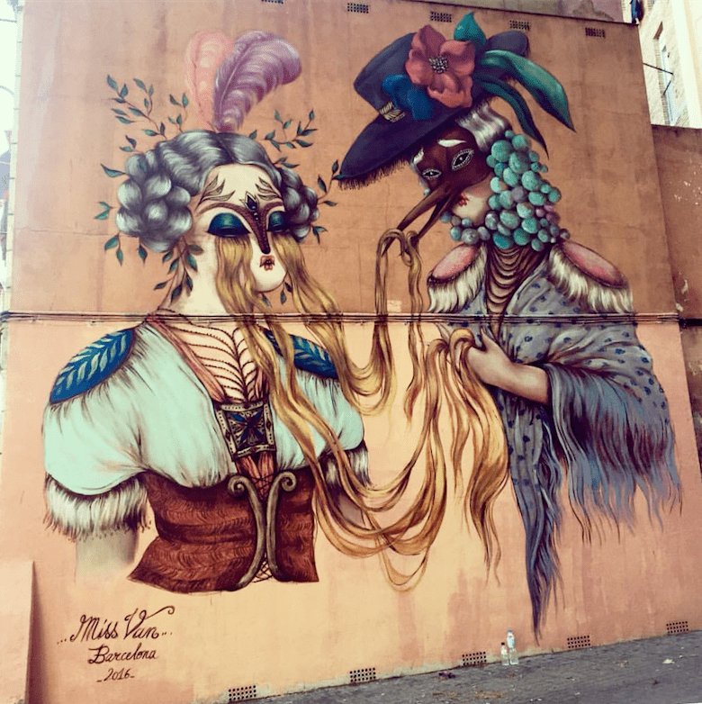 カーニバルストリートアート