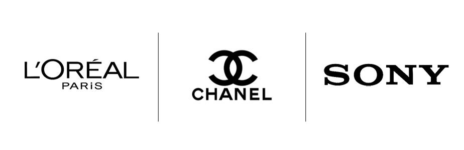 白と黒, ロゴ