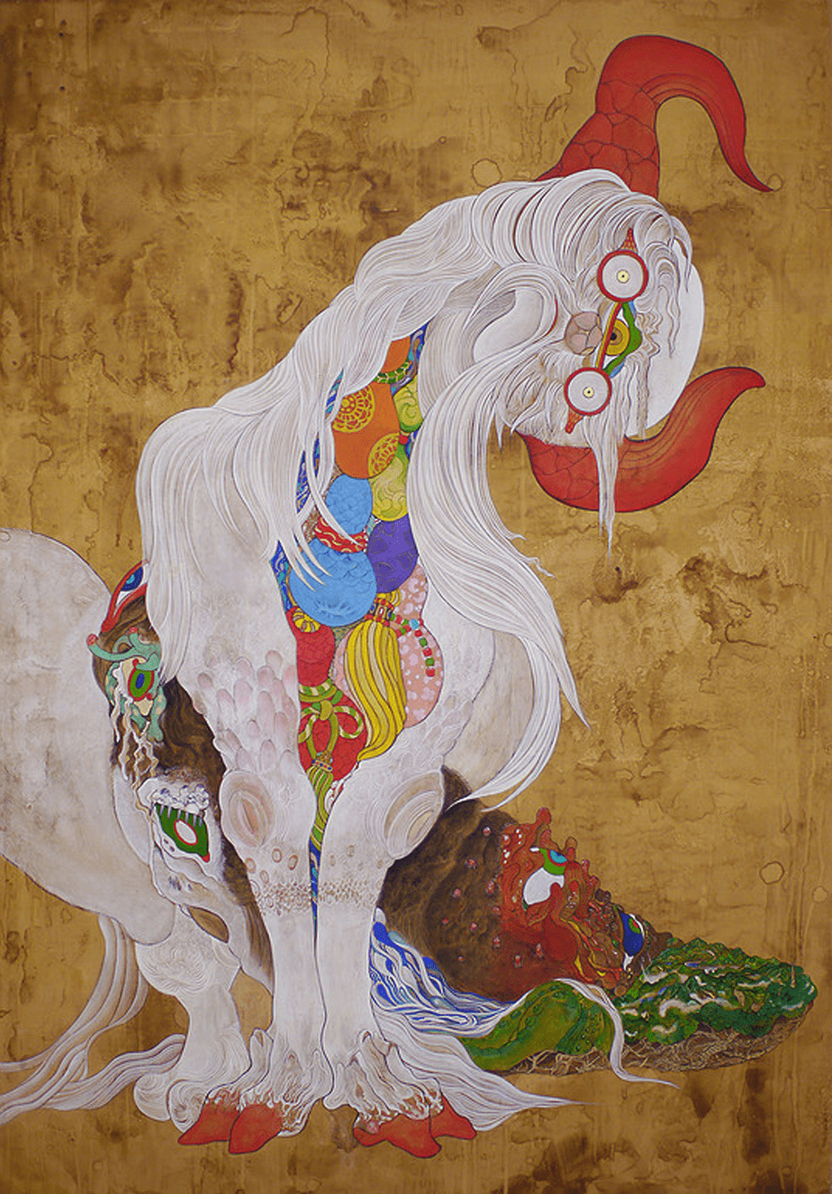 Observer effect -Hakutaku white- , feebee
