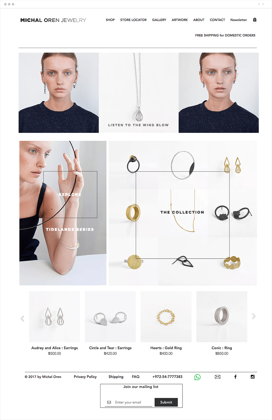 Michal Oren Jewelry