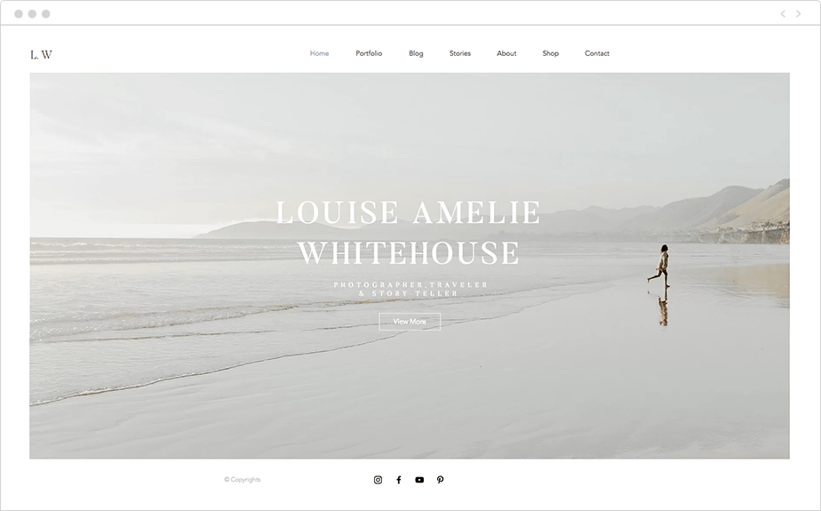 Louise Amelie Whitehouse