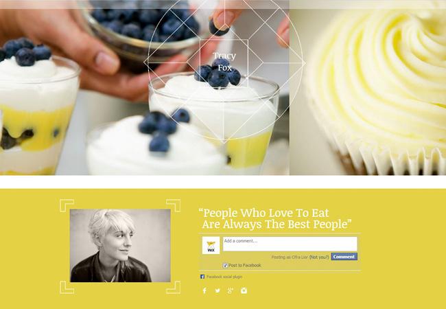 WixホームページビルダーのWix App Marketから利用できるFacebook コメントアプリ