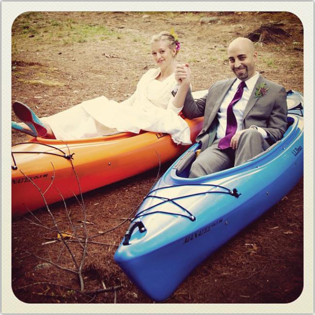 今週Wixスタッフが見つけた夏のクリエイティブな結婚式の写真