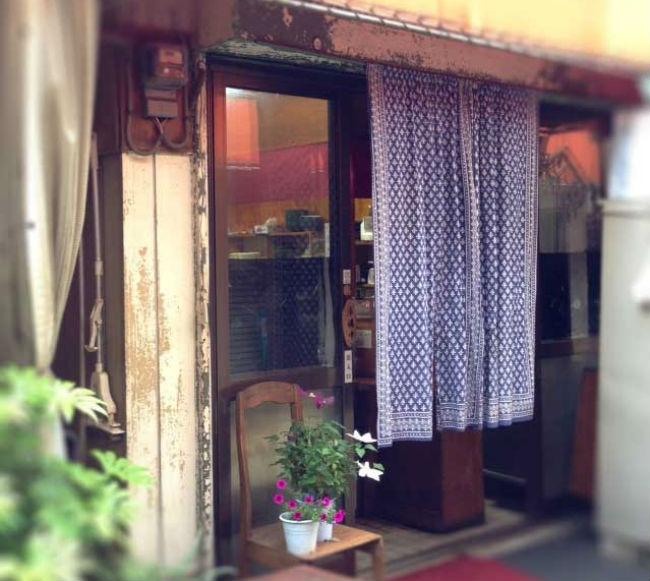 東京都にあるうどん屋小麦