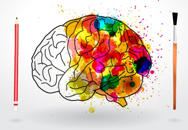 人間の脳は常に色を認識している