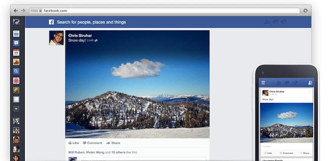 Facebookニュースフィードの新アルゴリズム