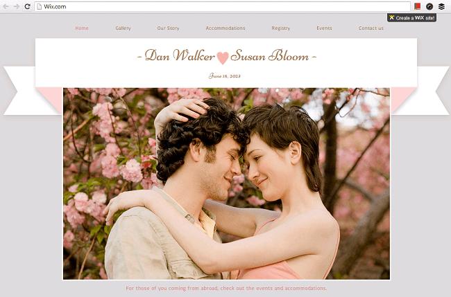 ロマンティック サイト