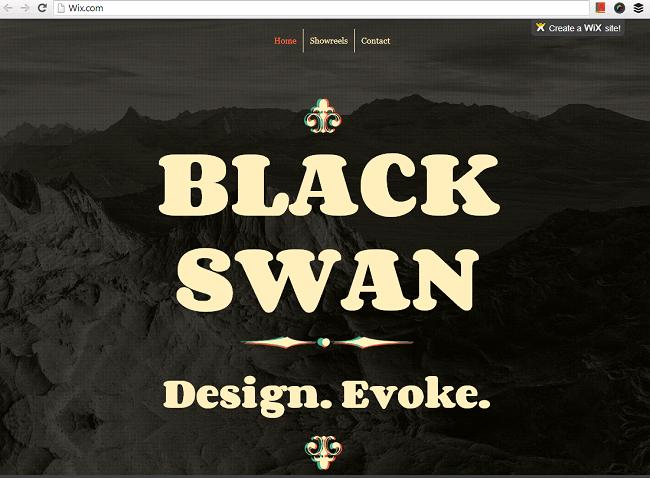 Black Swan サイト