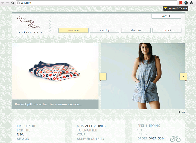 ビンテージ ファッション サイト