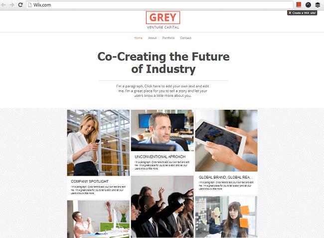 投資家グループ 企業サイト