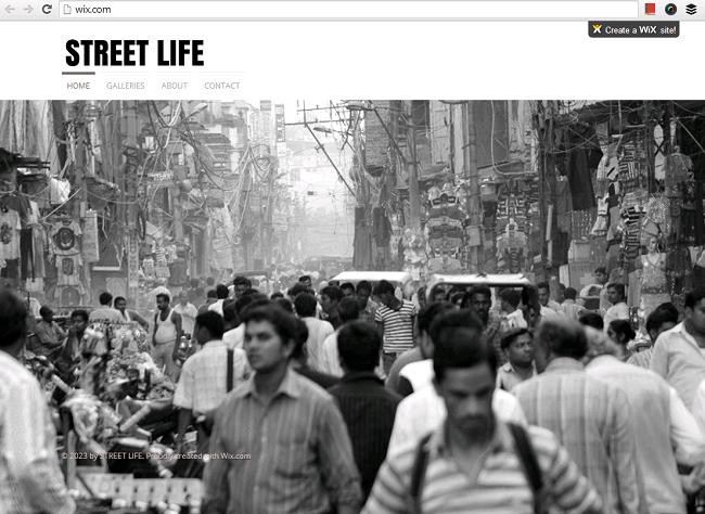 インドの風景 写真 ホームページ