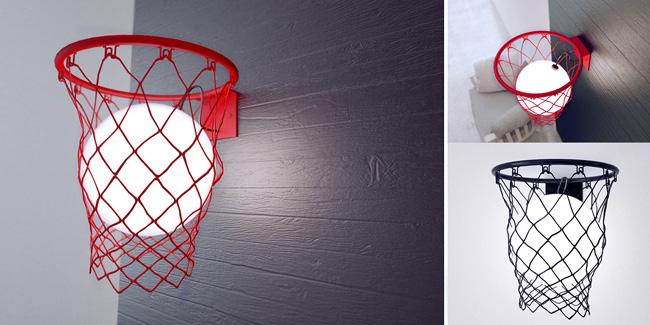 バスケットボール照明