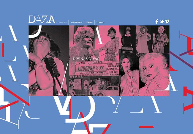 Daza CulturalのWixサイト