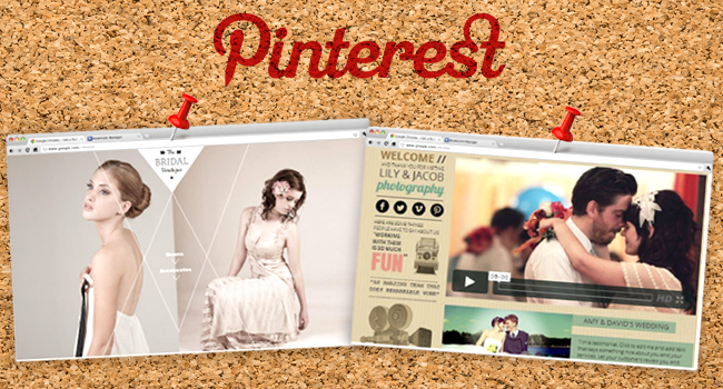 Pinterest ピンボタンがWixエディタに新登場