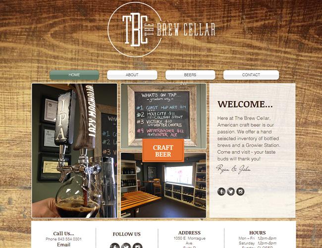 The Brew Cellar