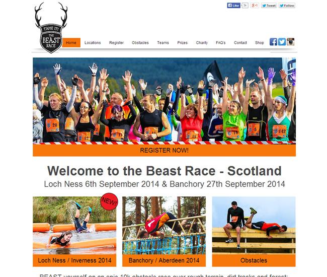 The Beast Race
