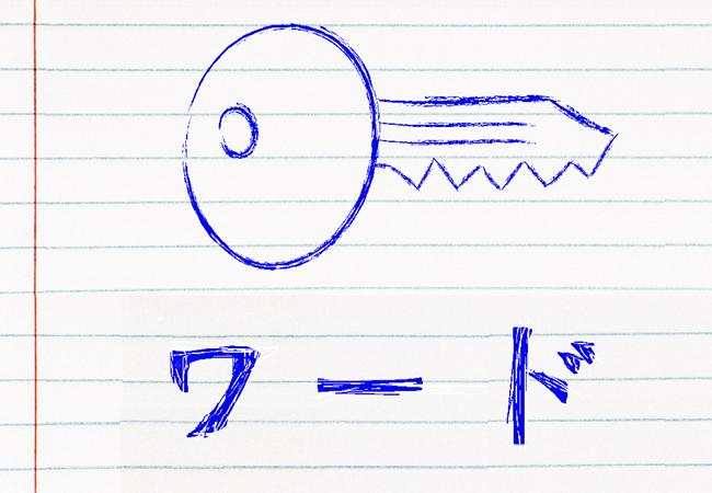 7. ページ毎に特定のキーワードを使う