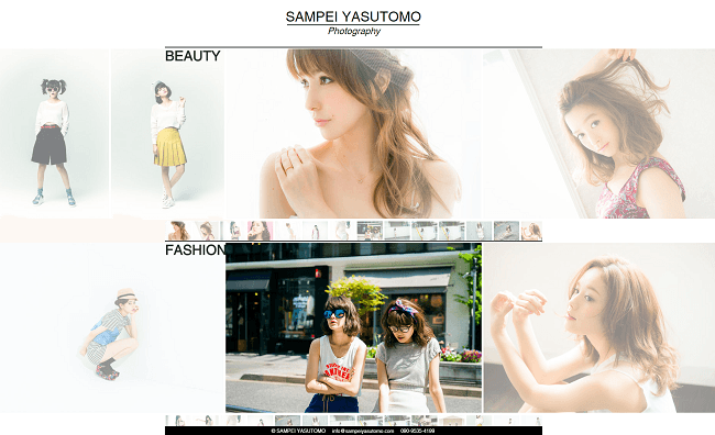 SAMPEI YASUTOMO Photography