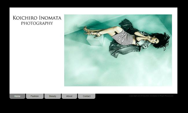 KOICHIRO INOMATA PHOTOGRAPHY