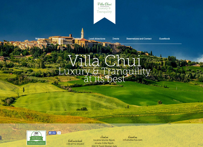 Villa Chui >>