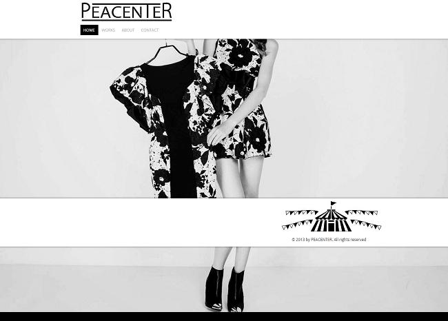Peacenterさんのオンラインポートフォリオ