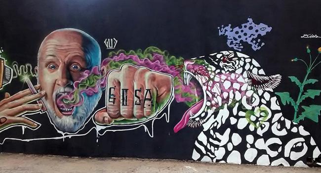 1Diasのアート
