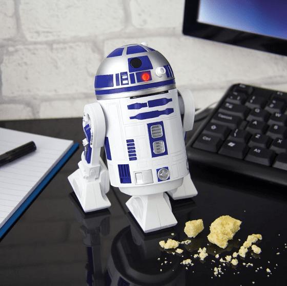R2-D2卓上ミニクリーナー