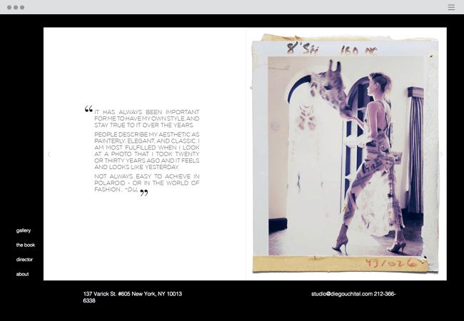 ポートフォリオで個性を出すポイント , デジタル本